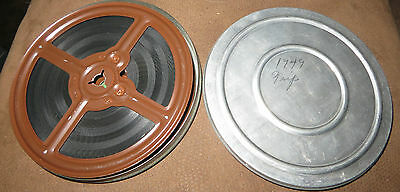 8mm Home Movie Film Reel Western US Trip California West Vacation Color Kodak