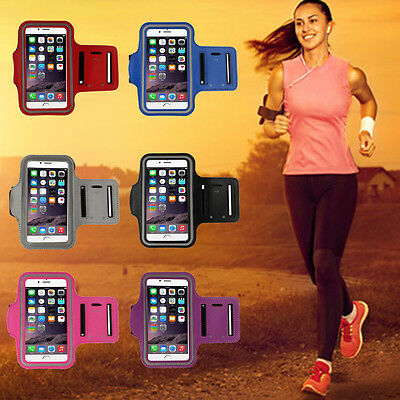 Gym Running Jogging Sports Armband Exercise Case Cover Arm Band For iPhone 6/SE