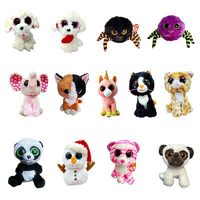 Ty Beanie Boos Buddy 6 inch Plush Soft Toy Choose From a Large Selection