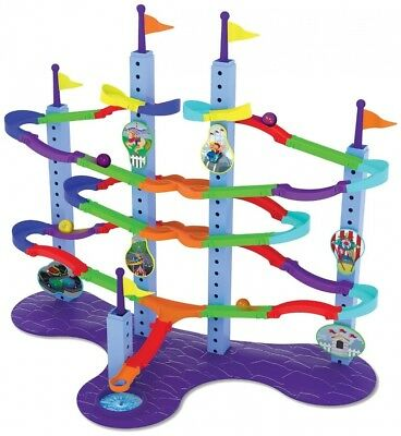 The Learning Journey Techno Kids Marble Trax Fun Park Adventure