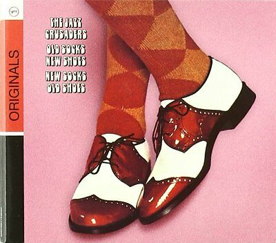 THE JAZZ CRUSADERS - Old Socks New Shoes, New Socks Old Shoes - CD ** New **