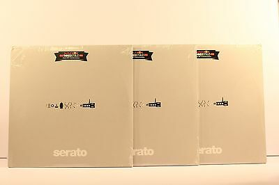Redbull Thre3style 10inch Serato Vinyl 2013 SET of 3 (RED, BLUE, GOLD) SEALED!