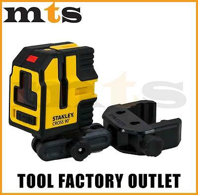 Stanley Cross90 Self Leveling Cross Line 2-Plane Horizontal/vertical Laser Level