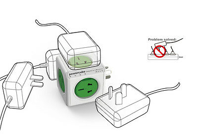 Powercube Extended or Original USB or Remoted Control