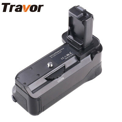 Travor Vertical Battery Grip Holder For Sony A7 A7R A7S Camera as VG-C1EM