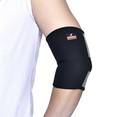 Protect Strained Warm Armband Breathable Durable Elbow For Sport Exercise GYM