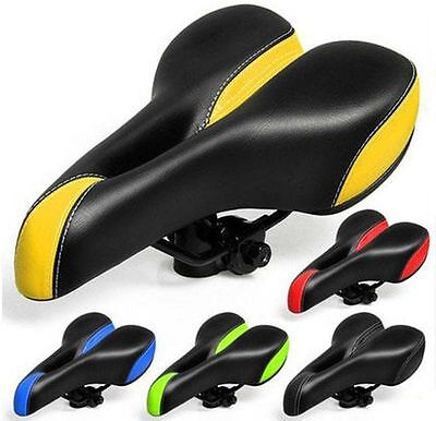 Best Mountain Bike Bicycle Cycle Comfort Gel Pad Cushion Cover for Saddle Seat