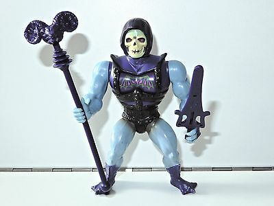 Motu He-Man Masters Of The Universe Battle Armor Skeletor 100% Complete Taiwan