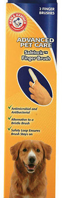 Arm and Hammer Finger Toothbrushes