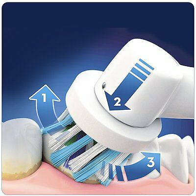 Braun Oral-B Smart Series 4000 Cross Action Electric Rechargeable Toothbrush