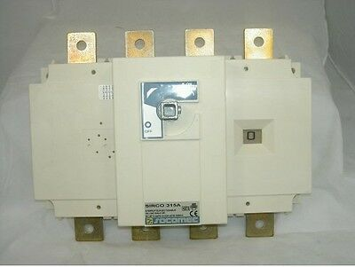 Socomec Sirco 315A-415V Onload Isolator (26004032)