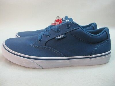 8cd647bf5f3598 VANS ATWOOD LOW Canvas Sneakers Gr. 42 Weinrot - EUR 25