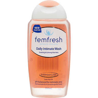 PROMOTION PRICE! Femfresh Female daily Intimate Wash 250ml