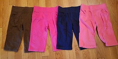 Lot of 4 Old Navy Capri's size 3T/ 3A