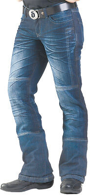 DRAYKO Womens Drift Motorcycle Jeans 8