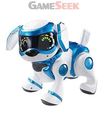 Teksta Robotic Puppy (Blue) - Vehicles Creative Play Brand New Free Delivery