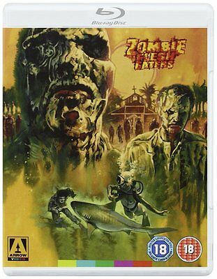 Blu-Ray Zombie Flesh Eaters    ( Arrow )     Brand New Sealed Uk Stock