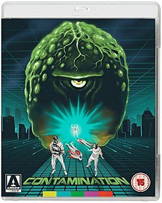 Blu-Ray Contamination    ( Arrow )     Brand New Sealed Uk Stock