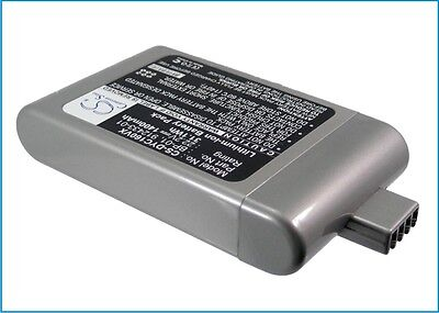 1400mAh Batterie pour Dyson DC16 Issey Miyake DC-16 DC16 Root 6 DC16 Animal