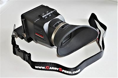 CARRY SPEED - 3X Optical LCD Viewfinder for Nikon D800 D7000