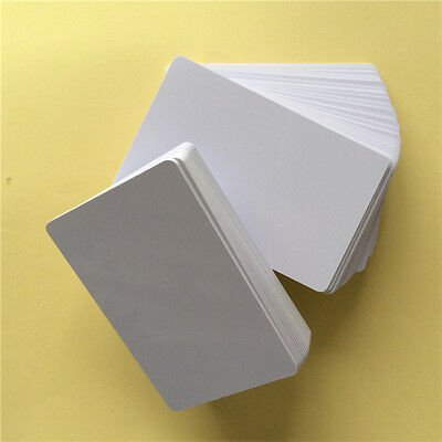 200x Ntag215 NFC Forum Type 2 RFID White PVC NFC Card For All NFC Mobile Phone