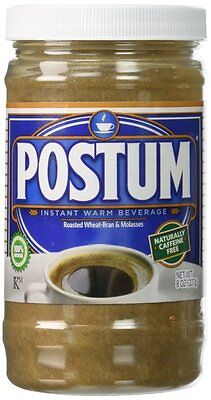 Postum in Canada 6 jars original or coffee flavor (caffeine free)