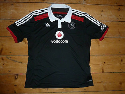 ORLANDO PIRATES Football Shirt Soccer Jersey Adidas XXL South Africa