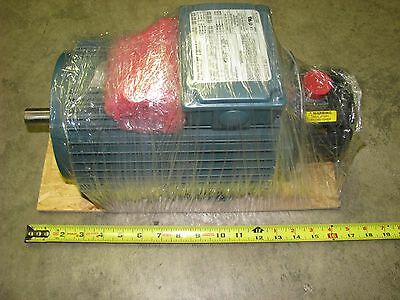Reliance Electric motor, New, 2 hp,1744 rpm, 3 phase, P14A5925