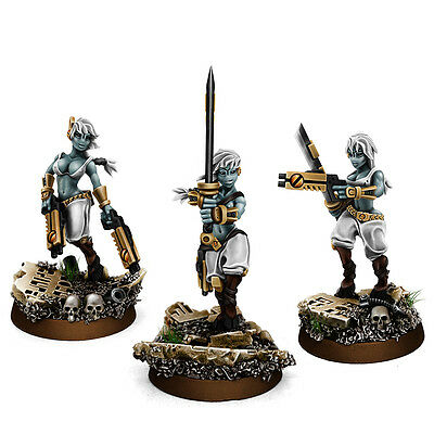 Warhammer 40K Tau - Greater Good Widows of Vengeance Squad - WE - NEW