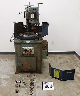 Winona Van Norman FG5000 Flywheel Grinder with Power Feed Refinisher Clutch Pack