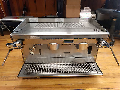 Rancilio Classe 8  2-Group Espresso Machine