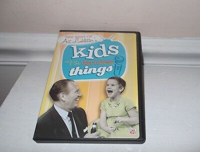 TIME LIFE Art Linkletter's Kids Say the Darndest Things dvd comedy NR FREESHIPP