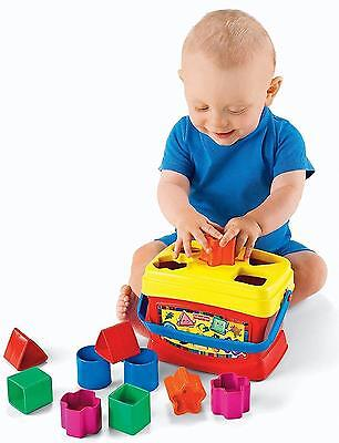 Fisher Price Baby s First Blocks and Rock Stack Bundle