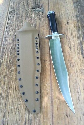 Cold Steel Knives Natchez Bowie Knife Coyote Kydex Sheath ONLY San Mai Or Sk5