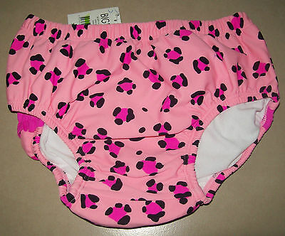 NWT Cute Baby Girls 'Dymples' Swimnappy, Size 2, Great for Learning to Swim.