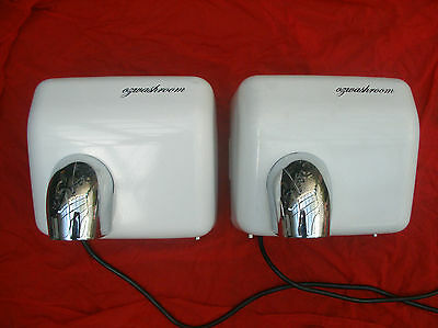 Washroom OZ2300 AutoBeam Hand Dryer 2300W x 2 Units