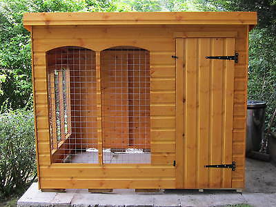 cattery / dog kennel VARIOUS SIZES AVAILABLE