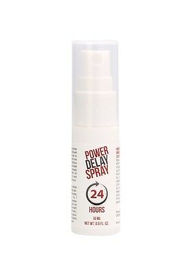 Ritardante per pene eiaculazioni precoce Power Delay Spray - 24h - 15 ml