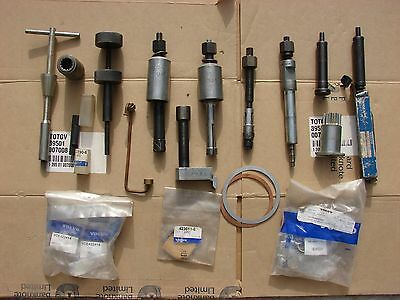 Lot d'outils Volvo Penta/ Volvo Construction Equipment VCE