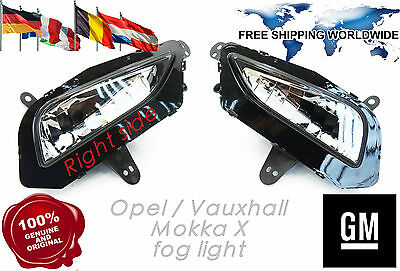 Opel Vauxhall Mokka X 16- Front Right Fog Light Lamp  Genuine