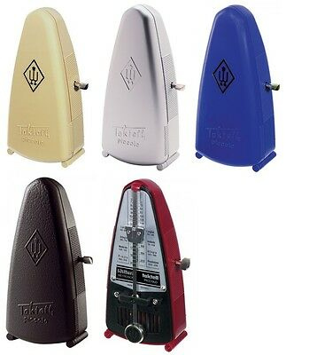Wittner Piccolo Taktell Metronome - Range of Colours inc: Black, Silver, Red