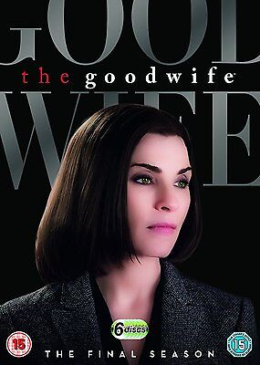 The Goodwife Season 7 New & Sealed Region 2 DVD Boxset