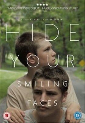 Nathan Varnson, Christina S...-Hide Your Smiling Faces  DVD NEUF