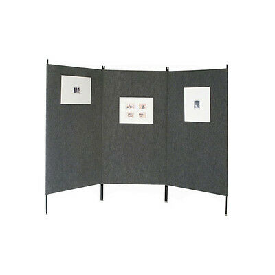 Armstrong Tradeshow Displays/partitions Grey 7 Foot X 38 Inches A Panel