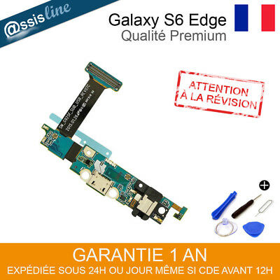 Nappe Flex Dock Connecteur De Charge + Micro Samsung Galaxy S6 Edge G925F