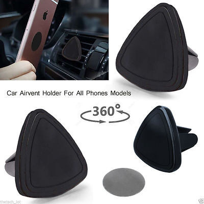 Universal Car Magnetic Air Vent Mount Holder Stand for all phones