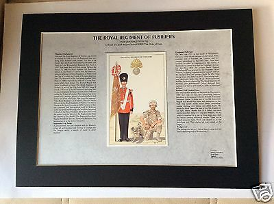 History and Traditions of the British Army ,Modern Regiments, Mounted Print