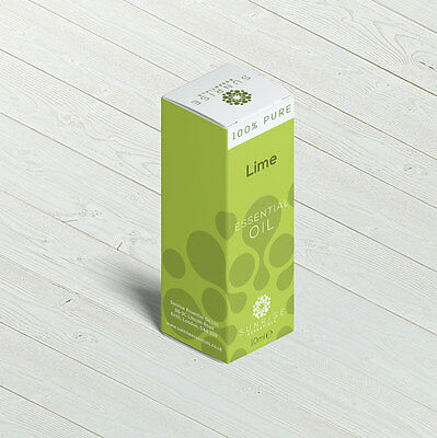 100% Pure Lime Essential Oil 10ml