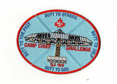 Scouts Canada ScotiaJamb Camp Carter 2009 Camp Chief Challenge UNCUT