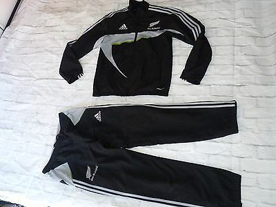 Survetement ALL BLACKS Nouvelle Zelande jogging Veste + pantalon NEW ZEALAND
